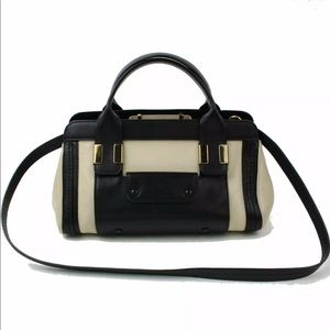 Authentic Chloe Leather Shoulder Bag
